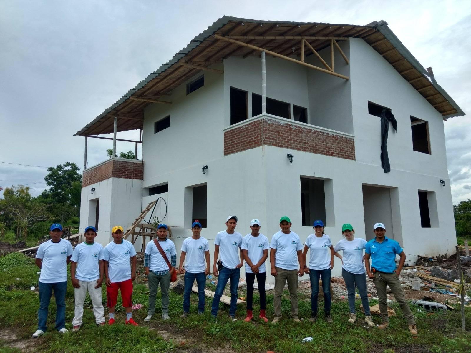 Contact Cassa en Guatemala